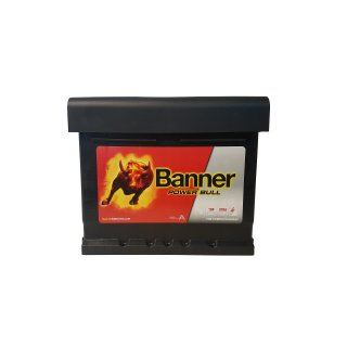 AKUMULATOR BANNER POWER BULL 12V 44AH 420A