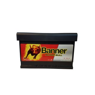 AKUMULATOR BANNER POWER BULL 12V 72AH 670A