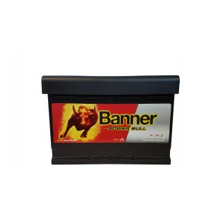 AKUMULATOR BANNER POWER BULL 12V 74AH 680A