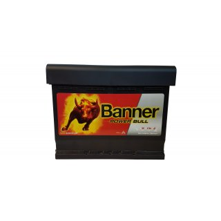 AKUMULATOR BANNER POWER BULL 12V 62AH 550A
