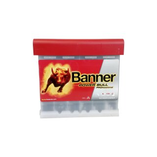 AKUMULATOR BANNER POWER BULL PROFESSIONAL 12V  50AH 420A