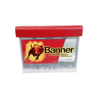 AKUMULATOR BANNER POWER BULL PROFESSIONAL 12V  63AH 620A