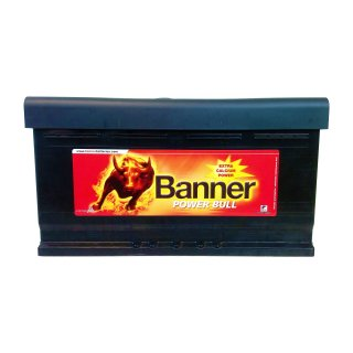 AKUMULATOR BANNER POWER BULL 12V 95AH 780A